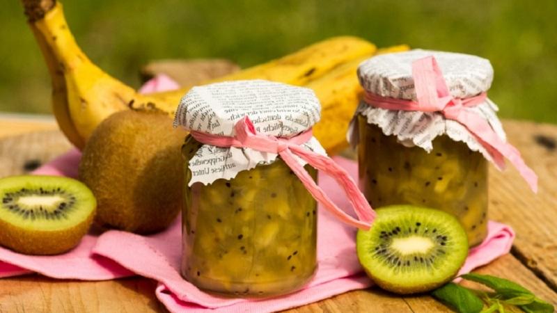 Вкусное и полезное лакомство для детей и взрослых: джем из киви по лучшим рецептам