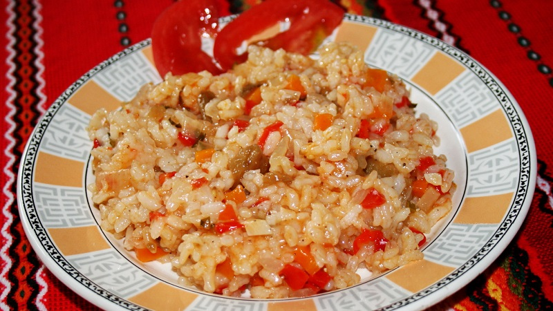 Интересные гарниры из риса - рецепты на любой вкус