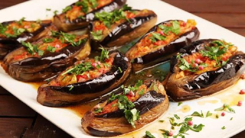Традиционное блюдо турецкой и армянской кухни: имам баялды рецепт и советы по приготовлению