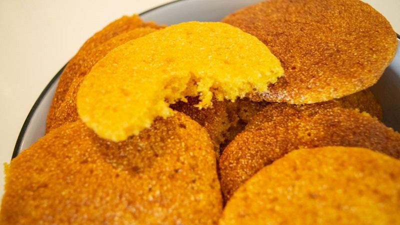 Диетические рецепты вкусной выпечки: печенье из кукурузной муки