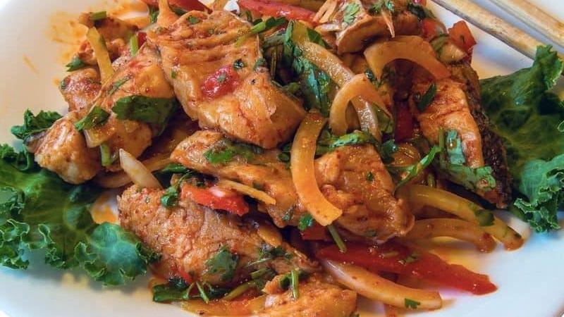 Классический рецепт хе из рыбы в разных вариациях и закуска из мяса