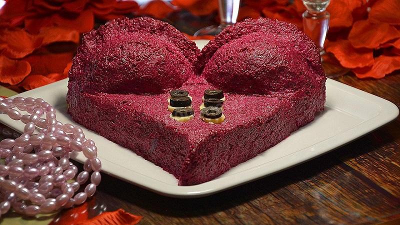 Как приготовить салат «Поцелуй любовницы» по лучшим рецептам
