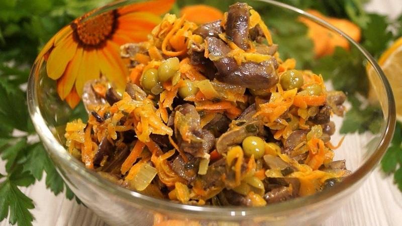 Просто и вкусно: салат из сердечек - рецепты на любой случай