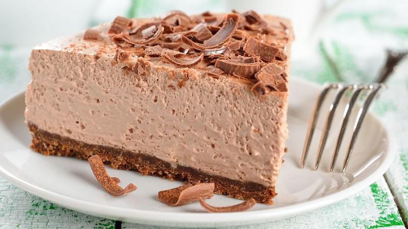 Изумительные торты и торты-суфле без выпечки, которые не отличаются от традиционного угощенья