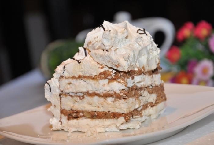 Вариации торта «Графские развалины»: рецепты, которые не займут много времени