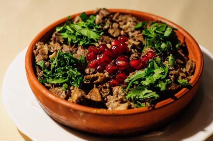 Готовим кучмачи по-грузински: разновидности блюда и обзор рецепта для вегетарианцев