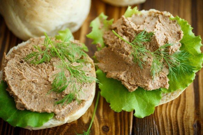 Нежный паштет из куриной печени: отличный вариант для бутербродов