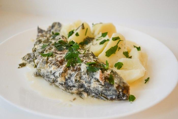 Приготовление рыбы линь: рецепты полезных и разнообразных блюд