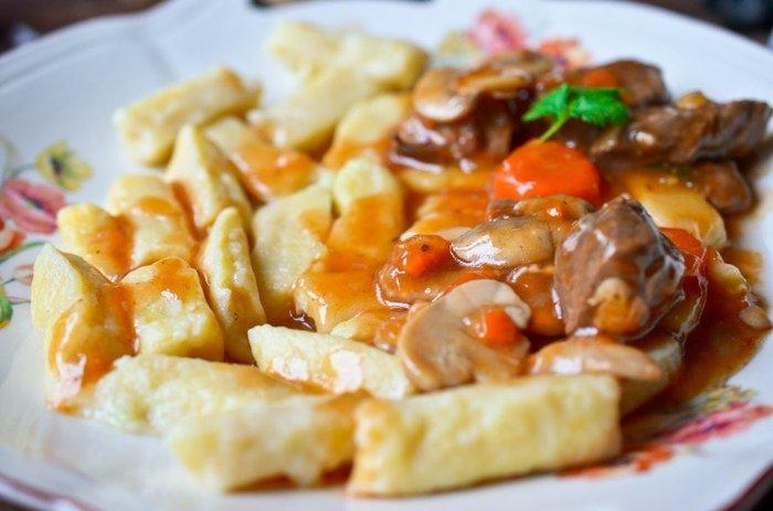 Картофельные кусочки копытка: пошаговый рецепт приготовления лакомства