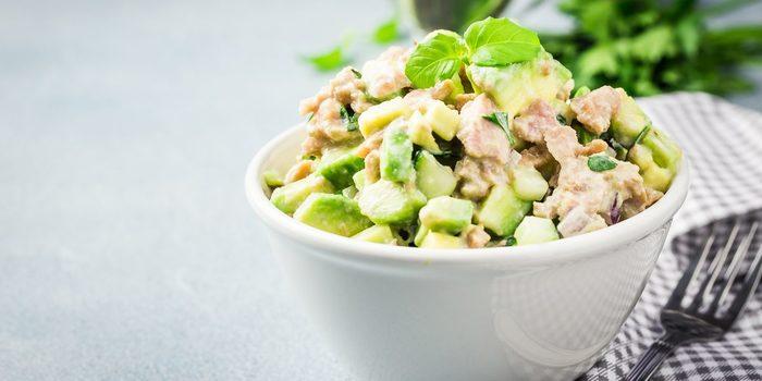 ТОП-20 лучших салатов с тунцом: вкусные рецепты на любой вкус
