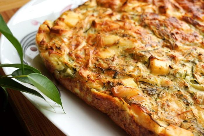 Различные запеканки из кабачков: кушанье даже для тех кто на диете
