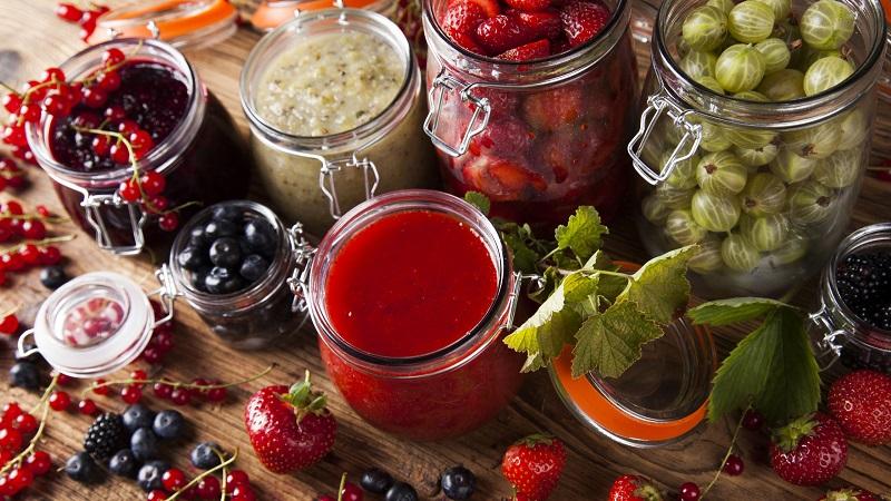 Оригинальные рецепты варенья из доступных ингредиентов
